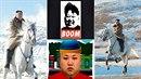 Kim Čong-un je hrdina! Na bujném oři rajtoval na hoře Pektusan jako Pavel...