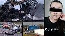 Mladá žena šokuje ohledně nehody u Liberce.