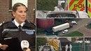 Policejní zpráva k nalezeným tělům v Essexu.