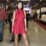 Lady Dee na Erotickém veletrhu v Praze