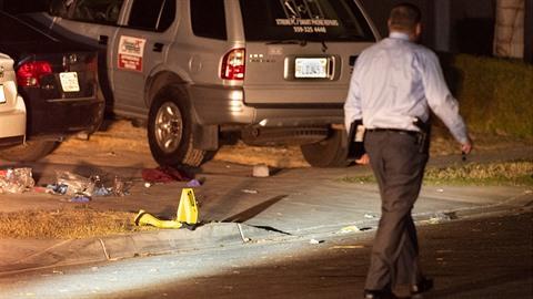 Rodinu a přátele napadli útočnici, zemřeli čtyři lidé.