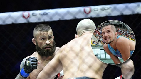 Jakub Holuša se pustil do Vémoly a dalších: MMA není sport!