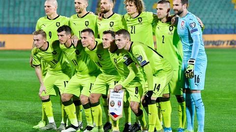 Český tým nastoupil v Bulharsku v nových dresech.