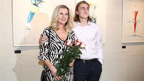 Syn Bořka Šípka je tátovi neskutečně podobný.
