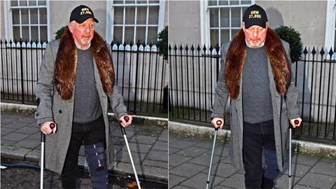 Bývalému tenistovi Borisi Beckerovi byl prodloužen bankrot do roku 2031....