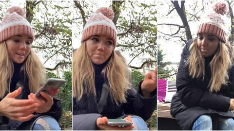 Lucie Vondráčková v Kanadě pořádně nastydla a fanoušci ji zahrnuli recepty na...