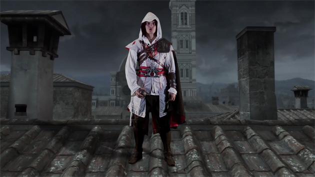Smash Assassian Creed