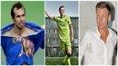 Štěpánek s Berdychem ostře zkritizovali nové dresy fotbalové reprezentace.
