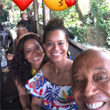 Russell Simmons alias Uncle Rush ženy miluje i na Bali.