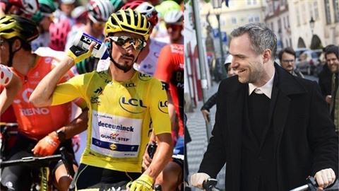 Snad Zdeněk Hřib nezapomněl, že v Bruselu chtěl jednat o Tour de France pro...