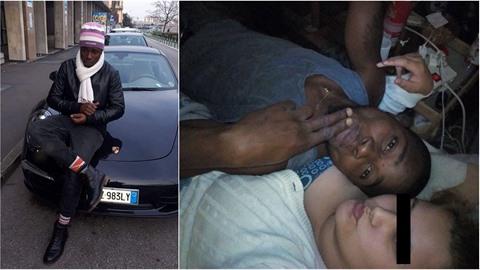 Vymyslela si Češka, že jí Nigerijec deset dní věznil a znásilňoval?
