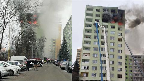 Výbuch plynu v Prešově zabil pět lidí.