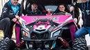 Olga Roučková má smůlu - na Rallye Dakar startovat nemůže, protože se Saúdům...