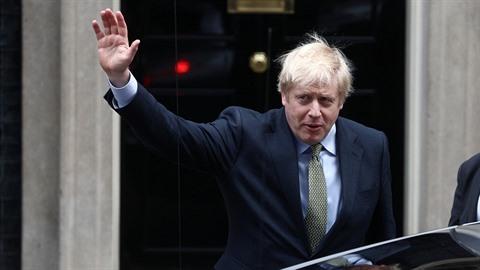 Boris Johnson drtivě vyhrál volby.