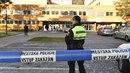 Střelba v ostravské nemocnici.
