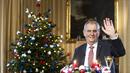 Miloš Zeman se chystá na Vánoce!