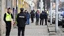 Policisté v Brně uzavřeli Lidickou ulici.