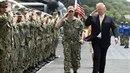 Donald Trump je na svou armádu, podle vlastních slov, skutečně pyšný.