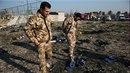 Při leteckém neštěstí poblíž Teheránu zemřelo 176 lidí.