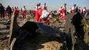 Tragédie si poblíž Teheránu vyžádala 176 lidských obětí.