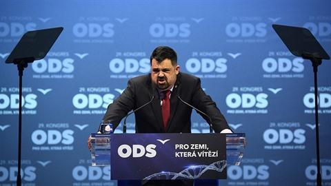 Pavel Novotný šokoval delegáty ODS kontroverzním projevem.