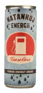 Energetický nápoj Natankuj energii, Cena: 39 Kč