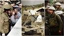 Takto vypadá první světová válka v novém světle - na kolorovaných fotografiích.