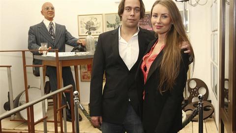 Jiří Paroubek se rozvádí s manželkou Terezou.