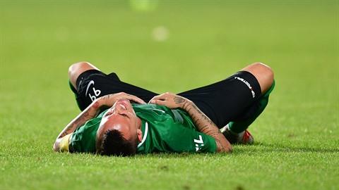 Velký fotbalový talent Martin Zeman je zase dole. V Příbrami ho poslali do...