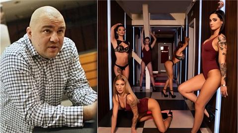 Petr Vladyka vystoupil v Řeporyjích jako velký ochránce žen, které pracují v...