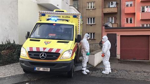 V České republice hygienici vyjeli k několika podezřením z koronaviru.