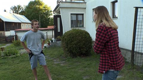 Michal Pavle během hádky vyhrožoval, že ji zbije a hodí do bazénu. Pak ji...