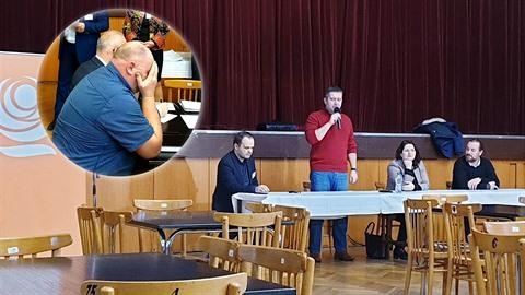 Programová debata ČSSD vypadala tak trochu bez života.