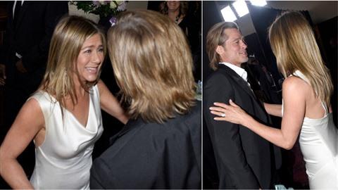 Jennifer a Brad