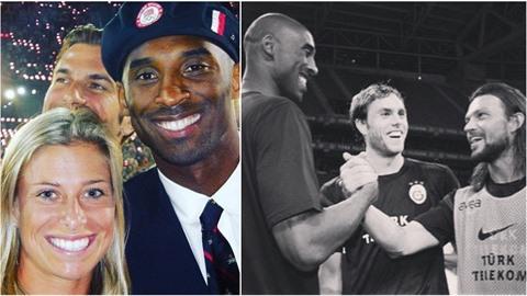 Na setkání s Kobe Bryantem vzpomínají i čeští sportovci.