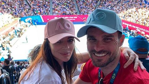 Monika Marešová na Australian Open vyrazila s Leošem a novými rty. Nebo ji snad...