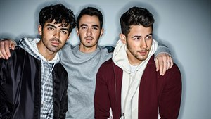 Kevin, Nick a Joe Jonas