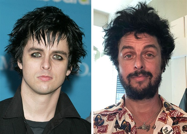 Billie Joe Armstrong z Green Day