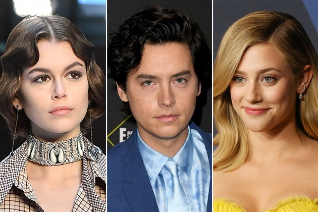 Cole Sprouse a Lili Reinhart