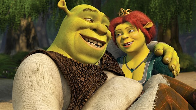 Shrek a Fiona - 30 let