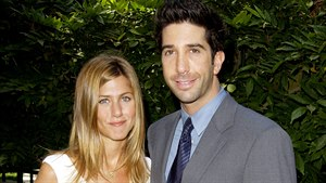 David Schwimmer a Jennifer Aniston