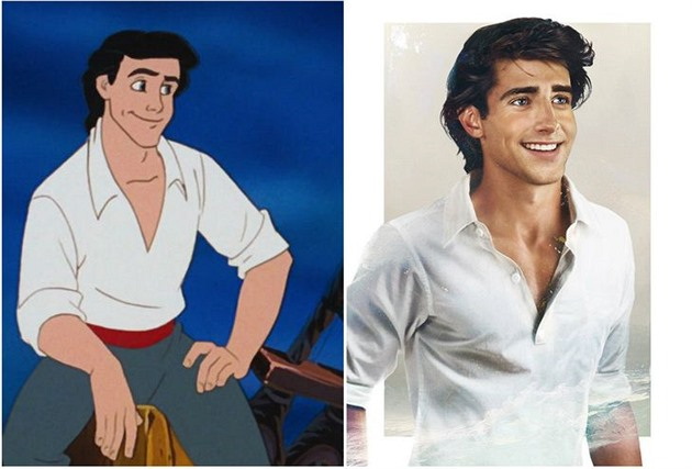 Prince Eric, 'The Little Mermaid'