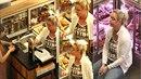 Dominika Gottová strávila 14. červenec, tedy den nedožitých 81. narozenin Karla...
