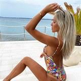 Nela Slováková naznačila, že by ráda žila u moře.