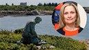 Julie Dimperio Holowachová zemřela po útoku žraloka bílého v americkém státě...