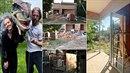 Tamara a Tomáš Klusovi se omlouvají za to, že nakonec nepostaví dřevostavbu,...
