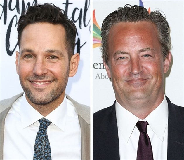 Paul Rudd a Matthew Perry - 47