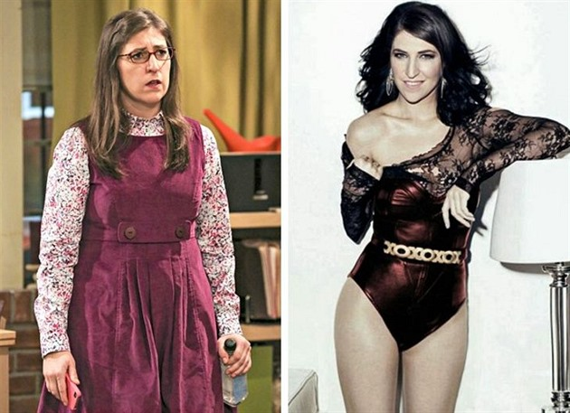 The Big Bang Theory: Mayim Bialik (Amy Farrah Fowler)