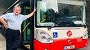 Z Václava Kopty je řidič autobusu. A nejde o roli.