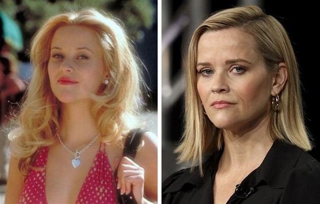 Reese Witherspoon (Elle Woods)